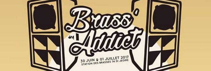 Première édition du festival Brass Addict à la station des Brasses