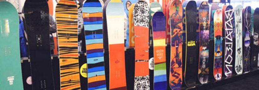 Comment bien choisir sa planche de snowboard ?