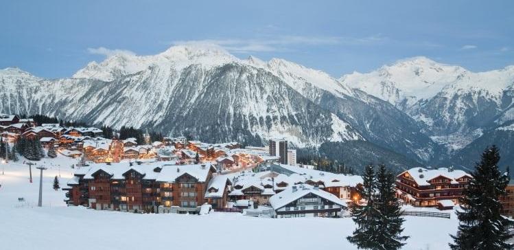 Luxe : les stations de ski préférées des stars et des athlètes